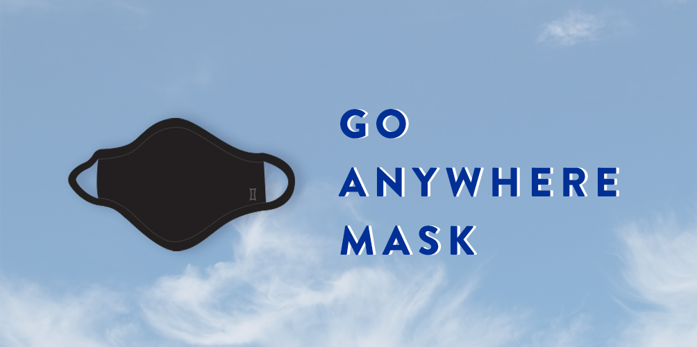 Kit and Ace's Go Anywhere Mask