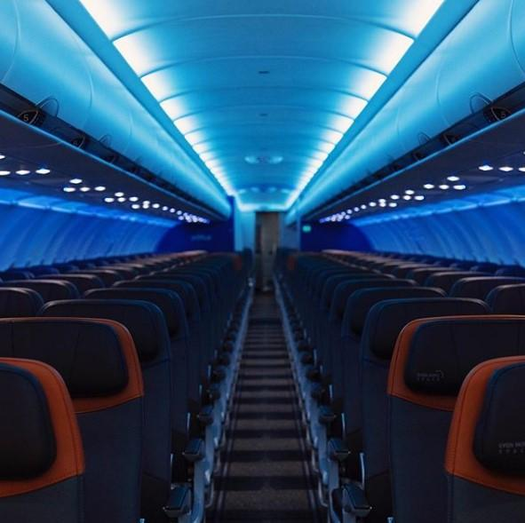 JetBlue Instagram photo