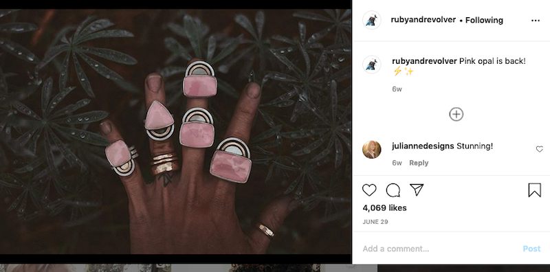 inspiring instagram accounts to follow now covid Handcrafted 1