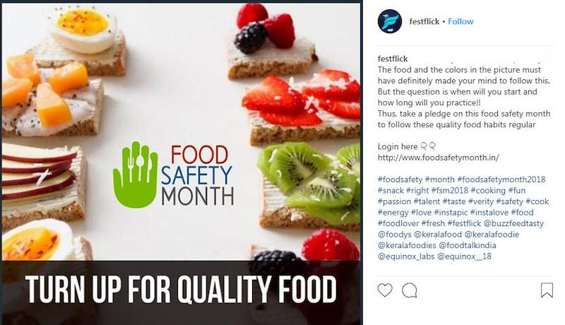 september marketing ideas food safety quality food